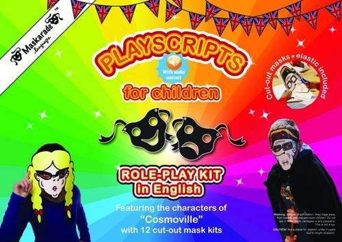 Playscript for Children - English Version: Role Play in English 2015 (Cosmoville) by Emmanuelle Fournier-Kelly (2015-03-01)