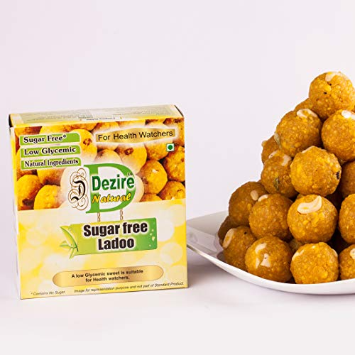 Dezire LG Natural Sugar Free Low GI Laddu