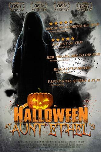 Halloween at Aunt Ethel's (Film-dvd Halloween 2019)