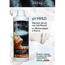 Thermal Bath PH Minus 500 ml – Reductor de pH addizionato de Sales Minerales (Magnesio