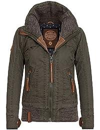 NAKETANO Kleines Äffchen Jacket for Women Black
