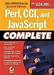 Perl, CGI, and JavaScript Complete, 2...