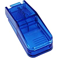 Tabletten-Teiler blau transparent preisvergleich bei billige-tabletten.eu