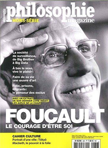 Philosophie Magazine Hs N 36 Foucault Janvier 2018