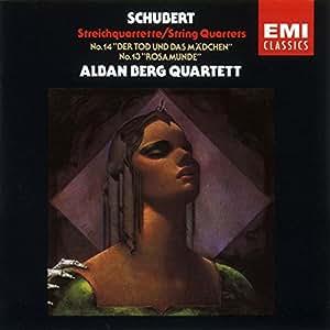 """Schubert : Quatuors n° 13 """"Rosamonde"""" et n° 14 """"La jeune fille et la mort"""""""