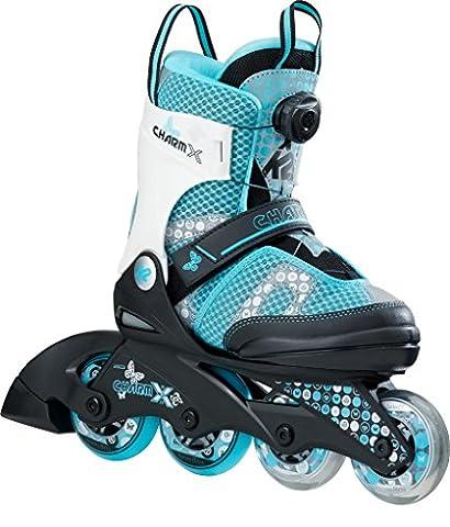 K2 Mädchen Inline Skate Charm x Boa, mehrfarbig, S, 30B0210.1.1.S
