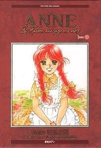 Anne et la Maison aux Pignons Verts Edition simple Tome 1