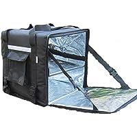 """pk-92zz: entrega de comida bolsa para patinete con separador, 16pulgadas pizza Entrega caja, 17""""L x 17"""" W x 17H"""