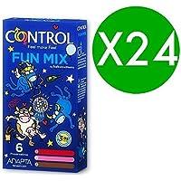 Control Feel Fun Mix KUKUXUMUSU 6 UDS/Pack 24 Einheiten preisvergleich bei billige-tabletten.eu