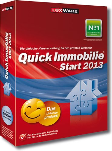 QuickImmobilie Start 2013 (Version 13.00)