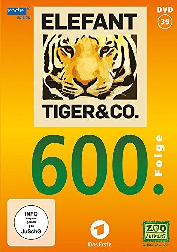 Elefant, Tiger & Co. 39 mit der 600. Folge hier kaufen