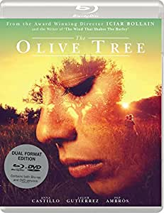 The Olive Tree (2016) Dual Format (Blu-ray & DVD)
