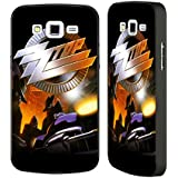 Official ZZ Top Recycler Album Covers Black Aluminium Bumper Slider Case for Samsung Galaxy Grand 2