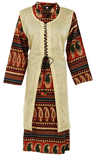 Shree Krishna Boutique Women's Cotton Kurta