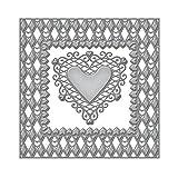 Spellbinders Shapeabilities Dies-Lovin` Diamonds
