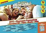 Coffret karaoké 6 DVD +1CD: 2017 + Cf + 80 + Fête + Duos + Hits