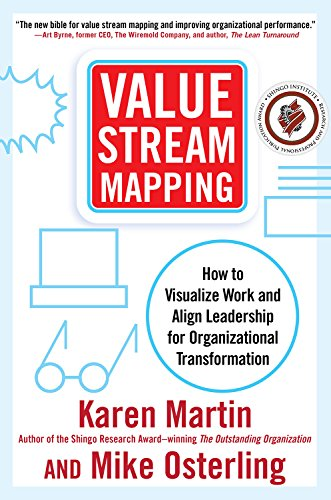 Value Stream Mapping How To Visualize Work And Align Leadership For