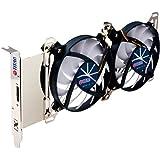 Titan TTC-SC07TZ(RB) ventilateur, refroidisseur et radiateur