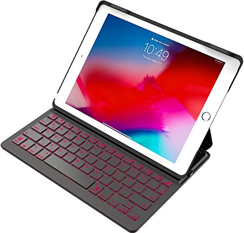 Inateck Tastatur Hülle kompatibel mit 9,7