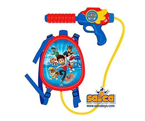 Paw Patrol Lanzador de Agua con depósito