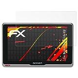 atFoliX Folie für Becker Transit.6s EU Displayschutzfolie - 3 x FX-Antireflex-HD hochauflösende entspiegelnde Schutzfolie