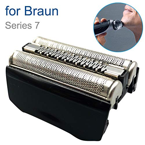 Knowled Cabezales de Repuesto para afeitadoras eléctricas, para Braun 7 Serie 760CC 760CC-3 765CC 765CC-3...