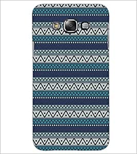 PrintDhaba Pattern D-5209 Back Case Cover for SAMSUNG GALAXY A8 (Multi-Coloured)