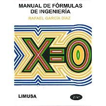 Manual De Formulas De Ingenieria / Manual of Engineering Formulas