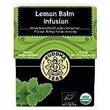 Melisa té - Aromas - 18 bolsitas de té Bleach libre Bolsas De Buddha Tés -...