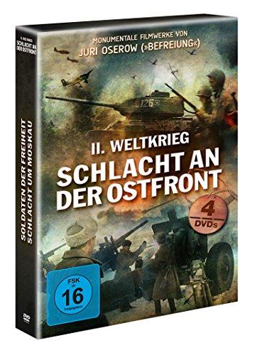 Schlacht an der Ostfront (4 DVDs)
