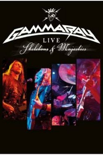 Gamma Ray - Skeletons & Majesties [2 DVDs] (Gamma Ray-live)