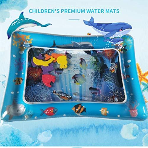 (Mitlfuny -> Haus & Garten -> Küche , Dining & BarAufblasbare Babywassermatte Fun Activity Play Center für Kinder und Kleinkinder)