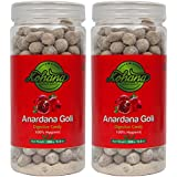 Kohana International 100% Hygienic Anardana Goli -250 Gm Each (Pack Of 2)
