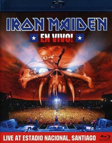 Iron Maiden - En Vivo! Live in Santiago de Chile [Blu-ray] (Iron Maiden Live)