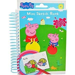 Peppa Pig Mini Sketch Book