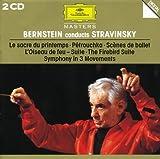Bernstein conducts Stravinsky (2 CDs)