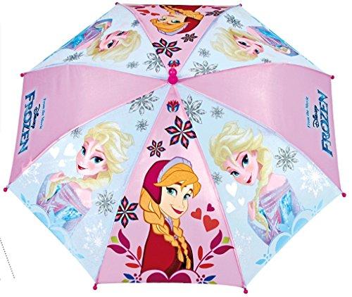 Frozen Regenschirm 50638 Anne & Elsa rosa