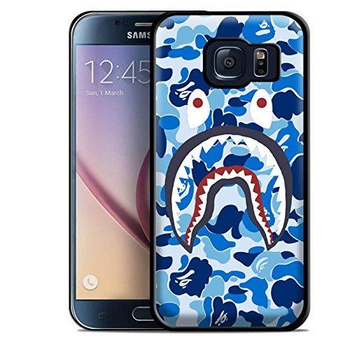 a-bathing-ape-blue-shark-for-iphone-and-samsung-galaxy-case-samsung-galaxy-s6-edge-black