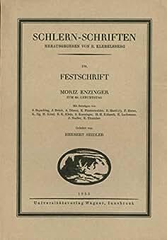 Suchergebnis Auf Amazon De Fur Hans Nadler Bucher