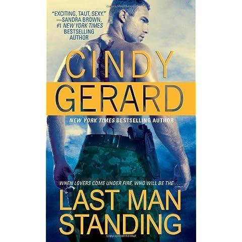 Last Man Standing (Black Ops, Inc) by Cindy Gerard (2012-01-31)