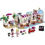 Die besten LEGO-Geschenk für 10-Jährige - LEGO Friends 41119 - Heartlake Cupcake-Café, Spielzeug für Bewertungen