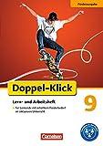 Doppel-Klick - Förderausgabe: 9. Schuljahr - Lern- und Arbeitsheft für den gemeinsamen Unterricht: Arbeitsheft mit Lösungen - Nina Bähnk