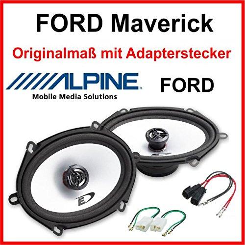 für Ford Maverick Vordere Türen 2000-2007 ()