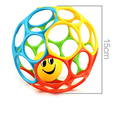 Beito Baby Rattle Ball Spielzeug Bunte Neugeborene
