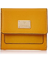 Van Heusen Women's Clutch (Yellow)