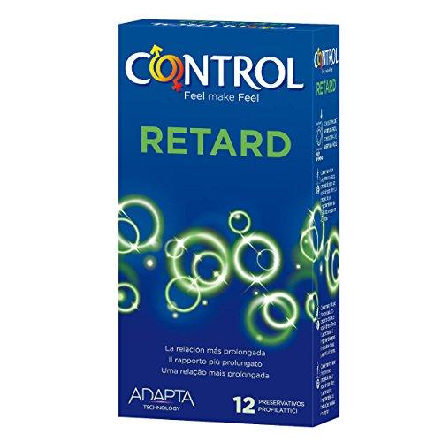 Control Retard Preservativos - 12 Unidades