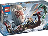 LEGO Wikinger 7018 - Schiff und Schlange - LEGO