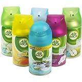 6x Airwick Freshmatic Max Automatic Spray Refills Mix 250ml