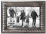 Best Malden Collage Picture Frames - Malden International Designs Modern Pewter Metal Diecast Family Review