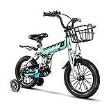 Vélos enfants Vélos avec Amortisseurs pour Enfants, Vélo Garçon Et Fille 2-10 Ans, 14'/16'/18'...